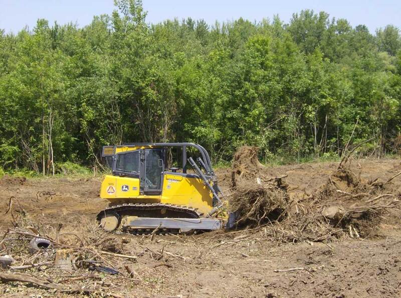 #1 Land Clearing Loudoun County Va, Clarke County Va, and Frederick County Va